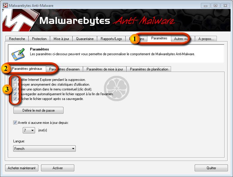 1.46 ANTI-MALWARE TÉLÉCHARGER MALWAREBYTES GRATUITEMENT
